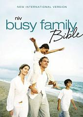 NIV, Busy Family Bible, eBook: Daily Inspiration Even If You Only Have a Minute