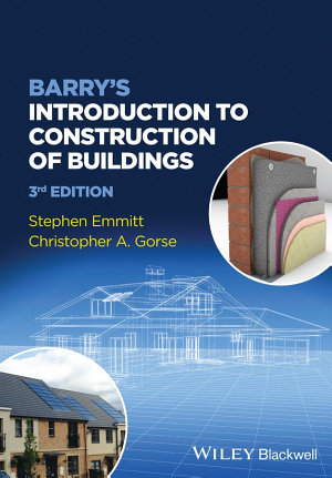 Barry s Introduction to Construction of Buildings