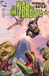 The War That Time Forgot (2008-) #12