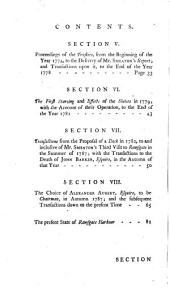An Historical Report on Ramsgate Harbour: Written by Order Of, and Addressed to the Trustees. By John Smeaton, ...