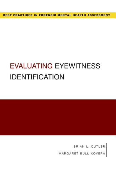 Evaluating Eyewitness Identification PDF
