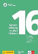 Sprachbildung in allen F  chern PDF