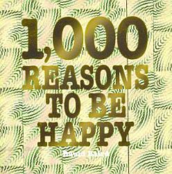 1 000 Reasons To Be Happy Book PDF