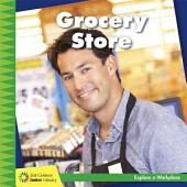 Grocery Store: Read Along or Enhanced eBook