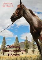Training Thoroughbred Horses PDF