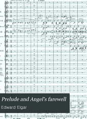 Prelude and Angel's farewell: from The dream of Gerontius