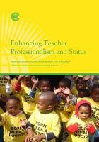 Enhancing Teacher Professionalism and Status PDF
