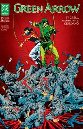 Green Arrow (1987-) #12