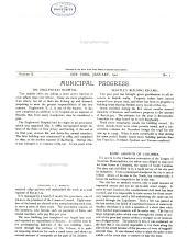 Municipal Journal and Engineer: Volume 10