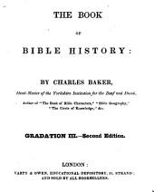 The book of Bible history. Gradation 1-3: Volume 3