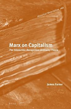 Marx on Capitalism PDF