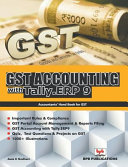 Gst Accounting with Tally  Erp 9