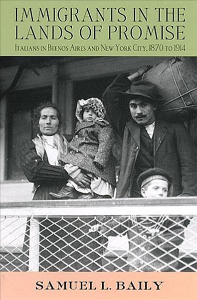 Download Immigrants in the Lands of Promise Book