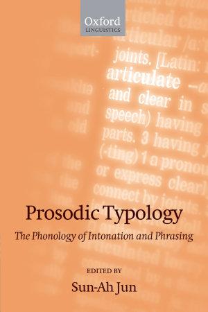 Prosodic Typology PDF