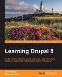 Learning Drupal 8 PDF