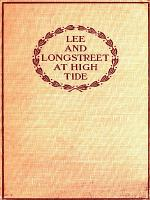 Lee and Longstreet at High Tide PDF