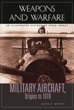 Military Aircraft, Origins to 1918
