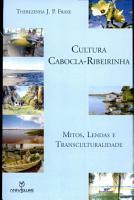Cultura cabocla ribeirinha PDF