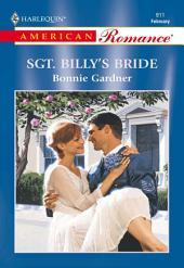 Sgt. Billy's Bride
