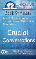 Book Summary Crucial Conversations