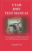 Utah DMV Test Manual