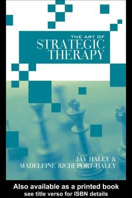 The Art of Strategic Therapy PDF