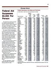 Census and you: monthly news from the U.S. Bureau of the Census, Volume 31, Issue 7