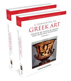 A Companion to Greek Art PDF
