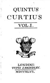 Quintus Curtius [ed. by U. Gahagan].