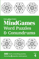 The Times Mind Games Word Puzzles and Conundrums