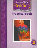 Houghton Mifflin Reading Practice Book PDF