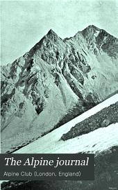 The Alpine Journal: Volume 23