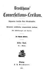 Brockhaus' Conversations-Lexikon: Band 11