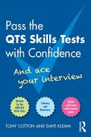 Pass the QTS Skills Tests with Confidence PDF