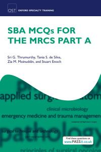 SBA MCQs for the MRCS PDF