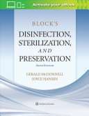 Block s Disinfection  Sterilization  and Preservation PDF