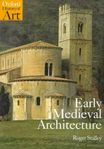Early Medieval Architecture Book