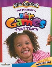 Bible Games That Teach