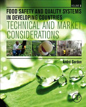 Food Safety and Quality Systems in Developing Countries PDF