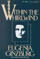 Within the Whirlwind Book