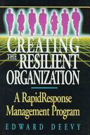 Creating the Resilient Organization PDF
