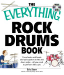 The Everything Rock Drums Book with CD PDF