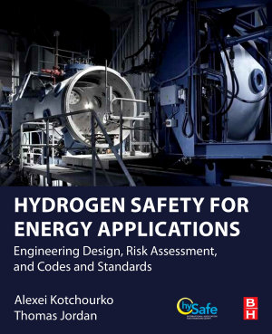 Hydrogen Safety for Energy Applications