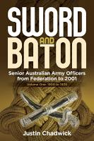 Sword and Baton Volume 1  Federation   1939 PDF