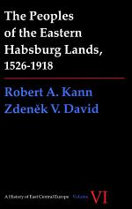 Peoples of the Eastern Habsburg Lands, 1526-1918