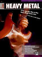 Tab Licks Heavy Metal PDF