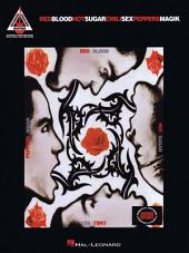 Red Hot Chili Peppers - Blood Sugar Sex Magik (Songbook)