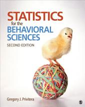 Statistics for the Behavioral Sciences: Edition 2