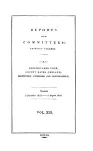 Reports from Committees Book