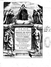 La vie de la Sainte mère Terèse de Jésus